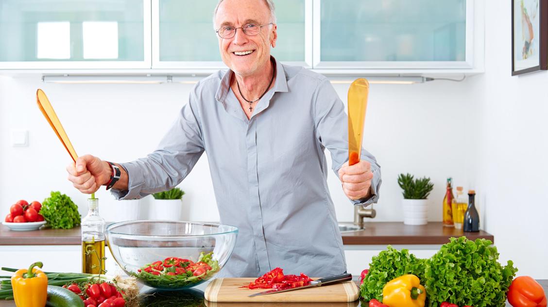 Gast als Koch
